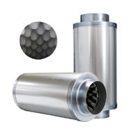 Inline Duct Silencer