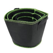 Non-woven Reusable Plant Fabric Pots With Handles